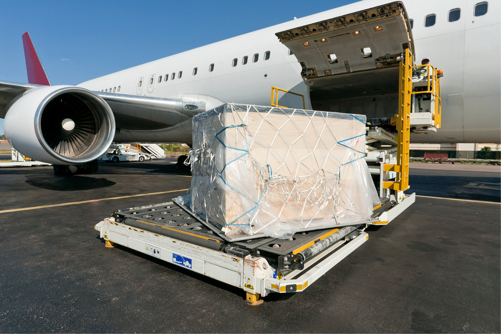 freight loading platform